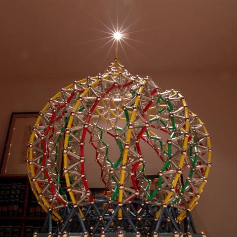 GEOMAG constructions: Chapel 4, bottom oblique view