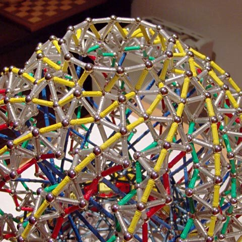 GEOMAG constructions: Chapel 4, building the dome