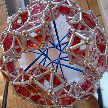 GEOMAG constructions: Chapel 6, base for the summit